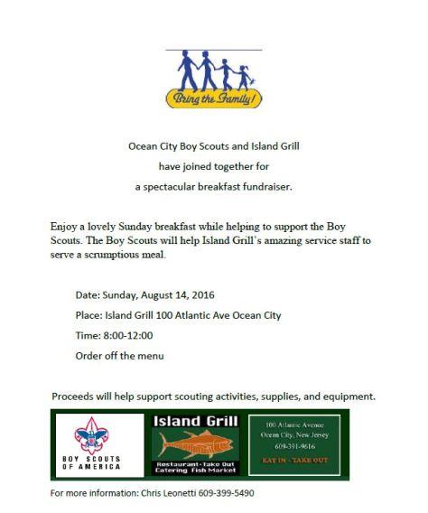 2016 Breakfast Fundraiser